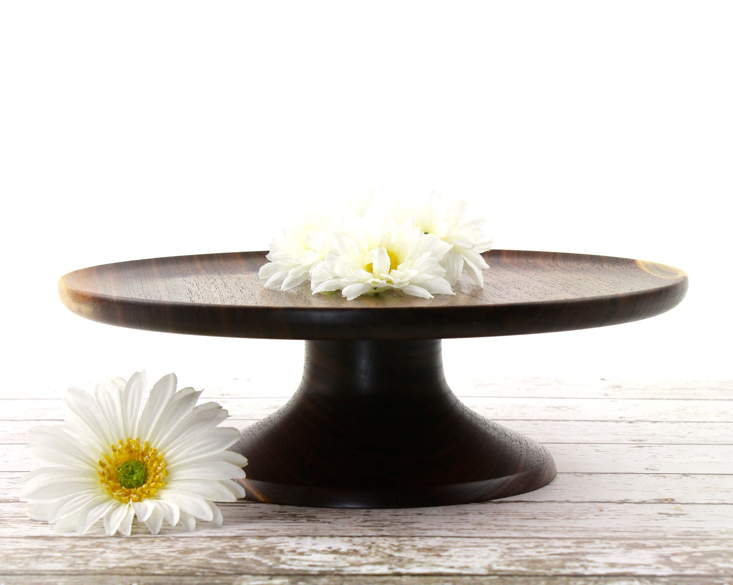 Wooden Cake Stand Pedestal Cake Stand 11 By Woodexpressions