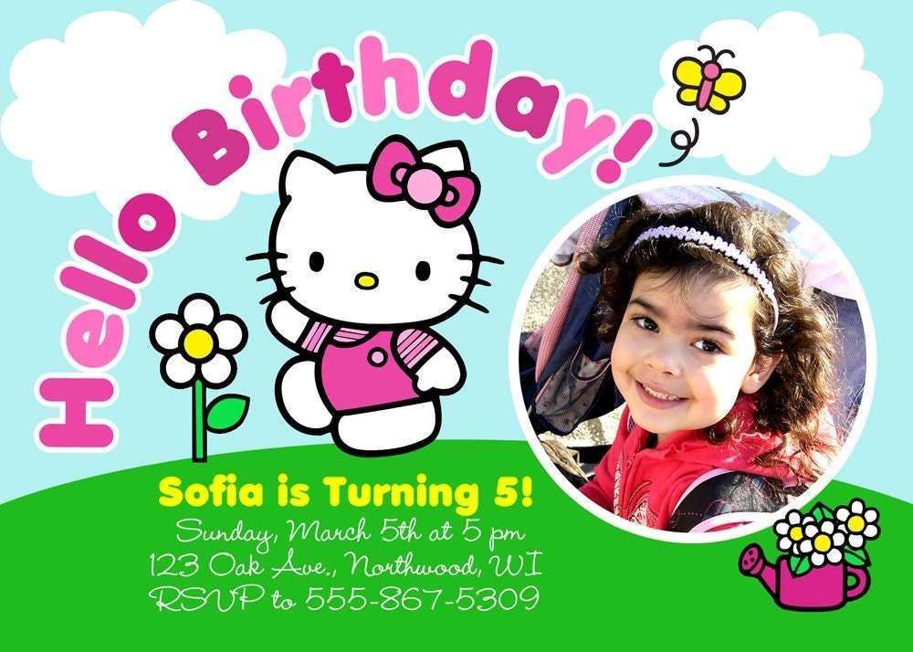 High Resolution Hello Kitty Images. Printable Hello Kitty Birthday