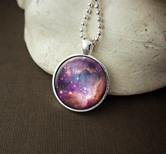 necklaces etsy nebula - photo #13