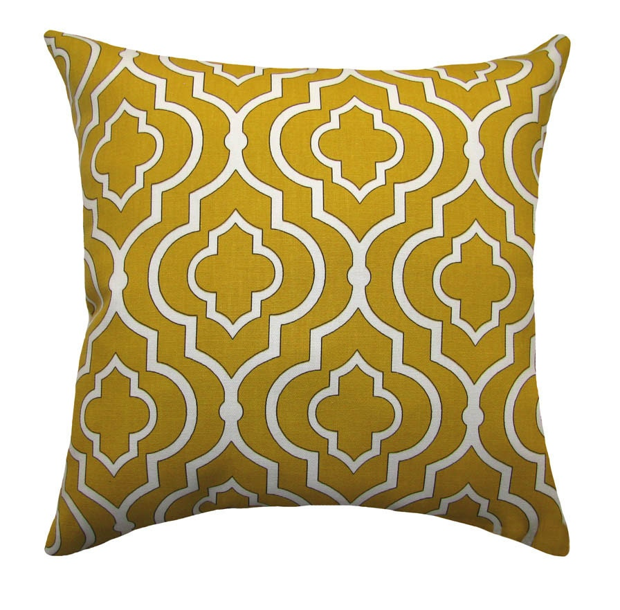 Throw Pillows In Clearance : CLEARANCE Modern Throw Pillow Mill Creek by LandofPillowsDotCom