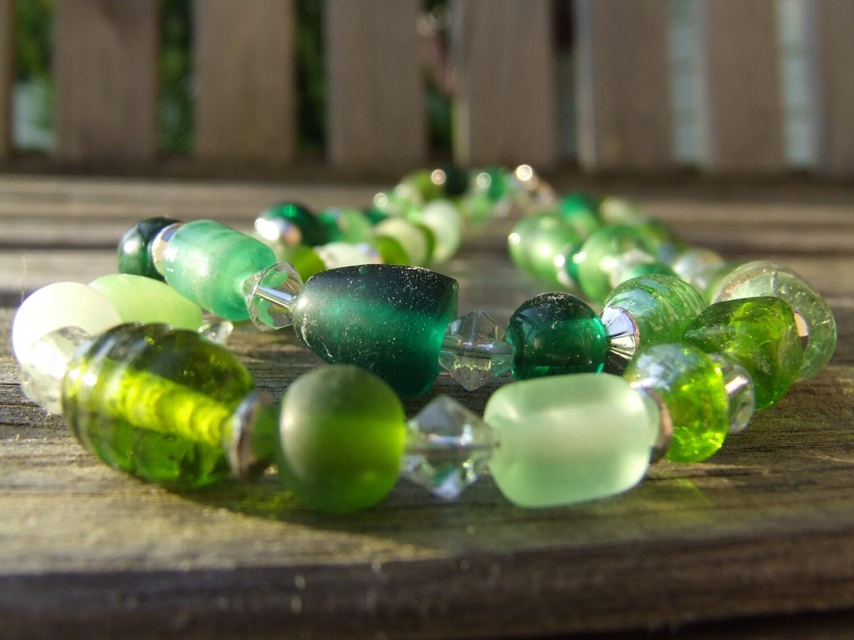 Emerald Isle Necklace  SALE