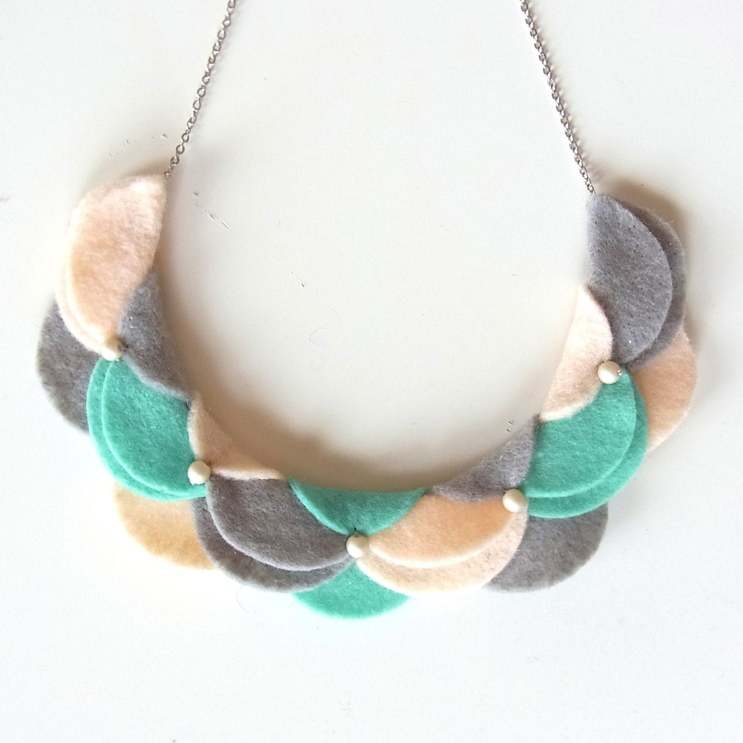 An Meru Meru Necklace - C