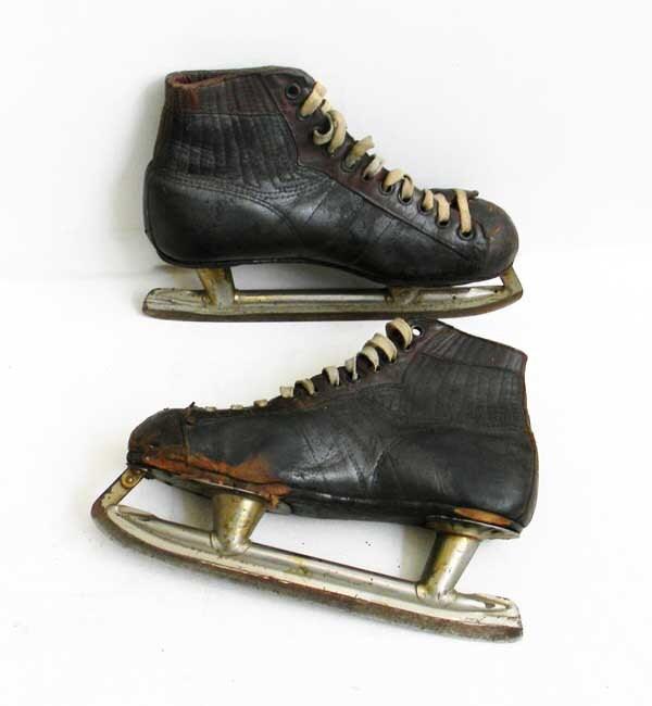 Antique S Hockey Ice Skates Canada Cycle And Motor Company