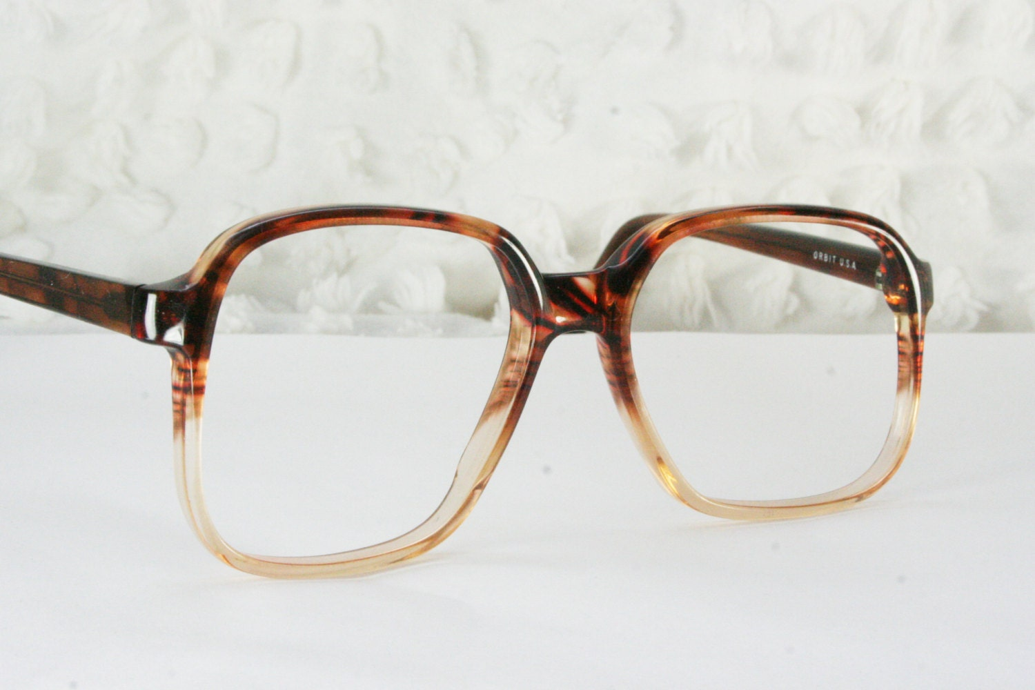 80s glasses 1980 s oversize eyeglasses clear by diaeyewear