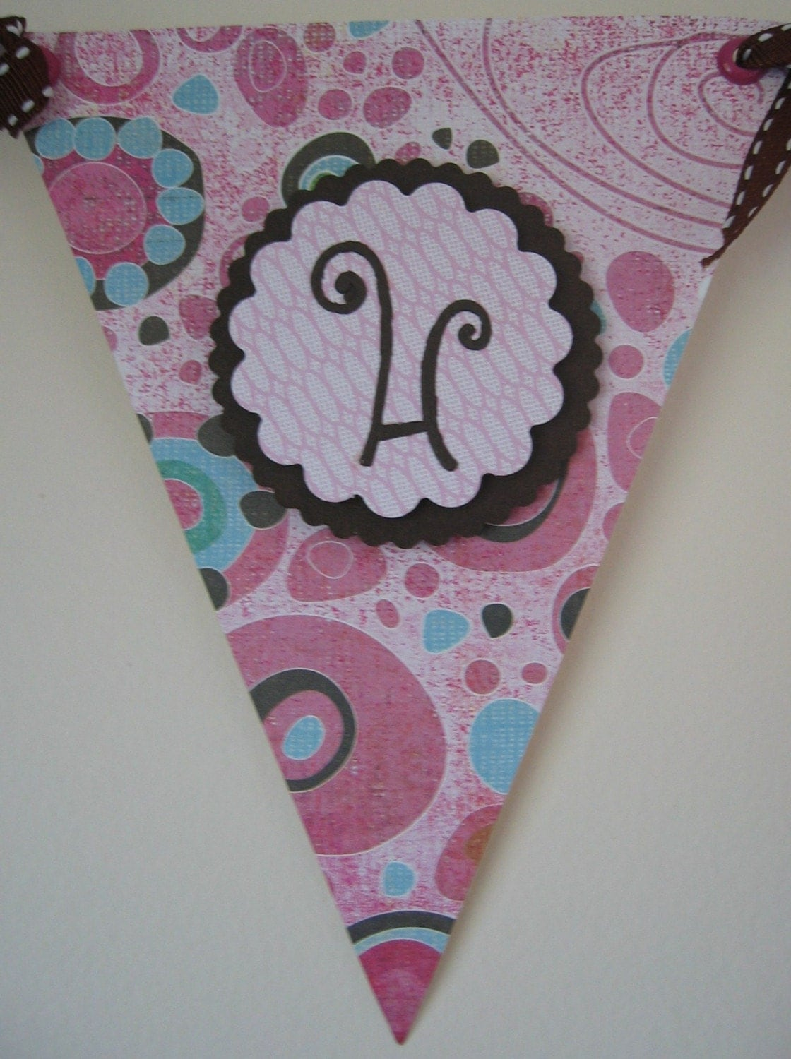 Happy Easter Bunting Banner - Reserved for the Handmade with Love Winter Giveaway Blog Hop