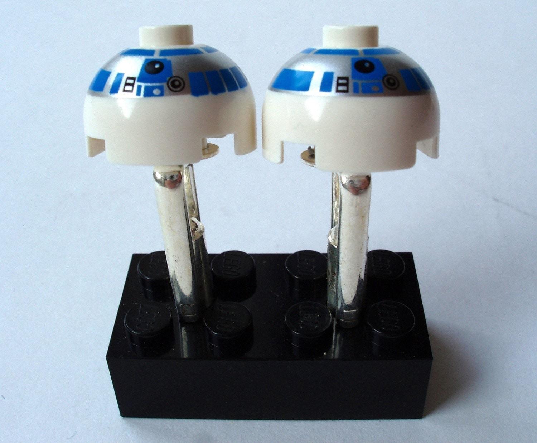 R2-D2 cufflinks