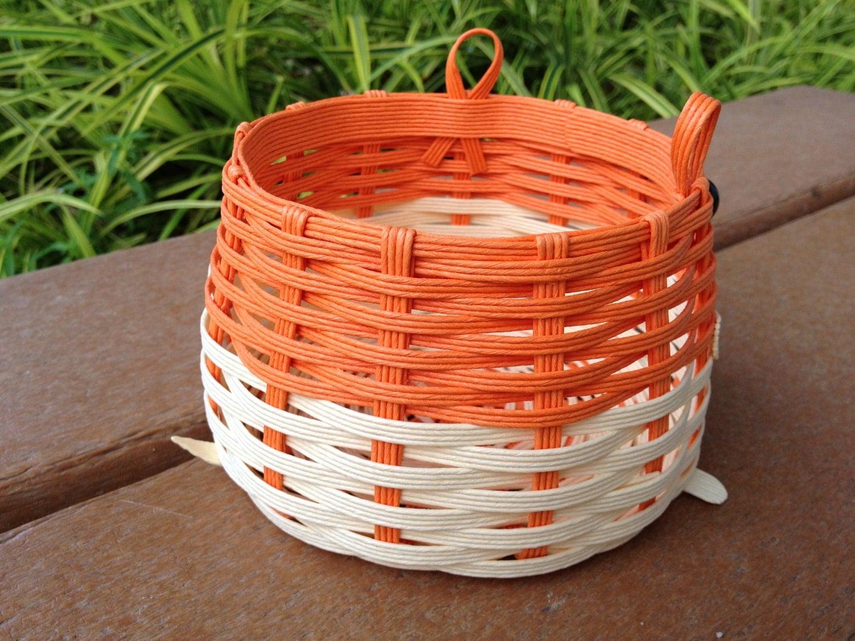 Eco Craft Cute Hamster Basket