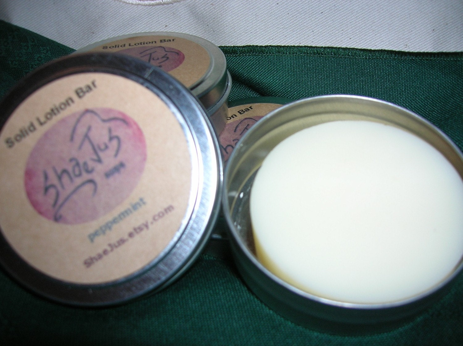 Vanilla Lotion Bar JAPAN RELIEF