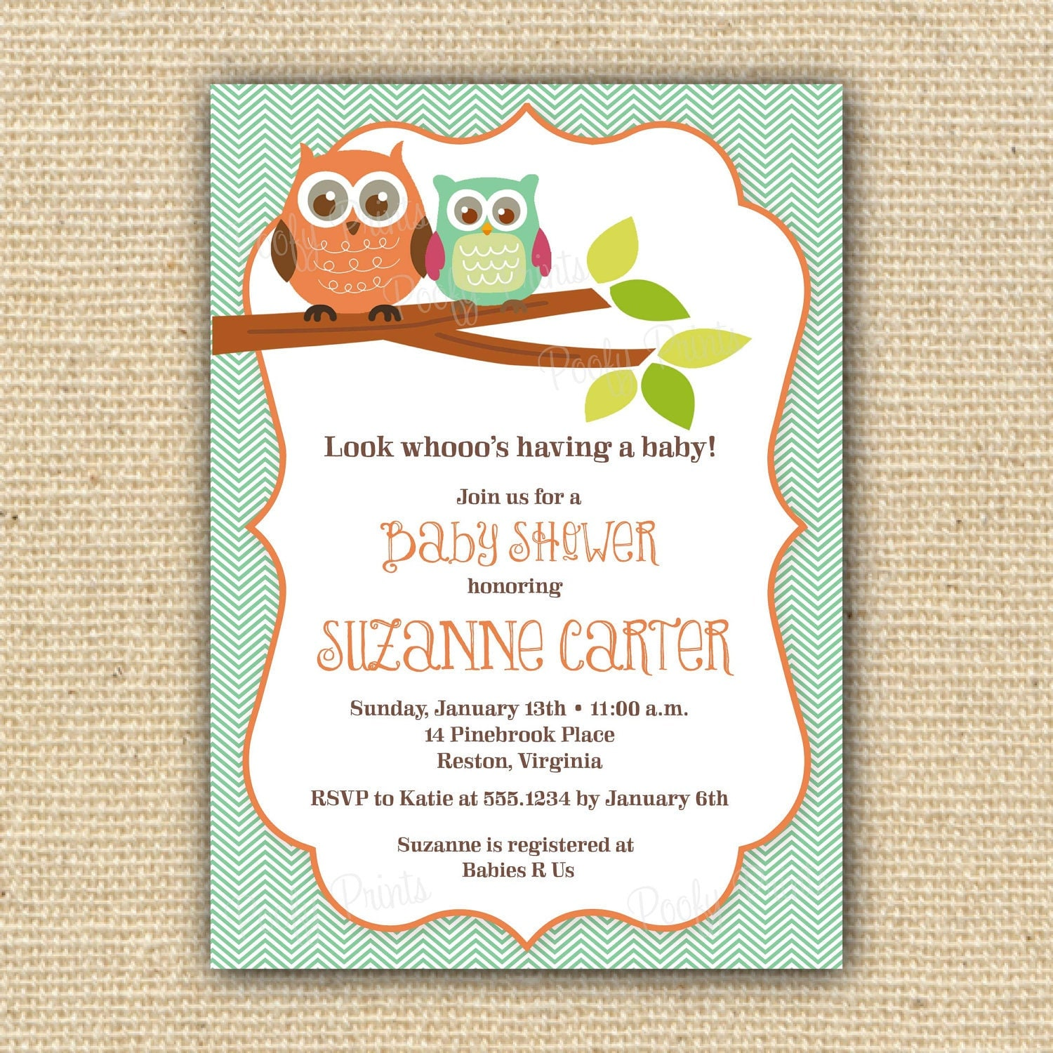 to owl baby shower invitations diy printable invitations on etsy