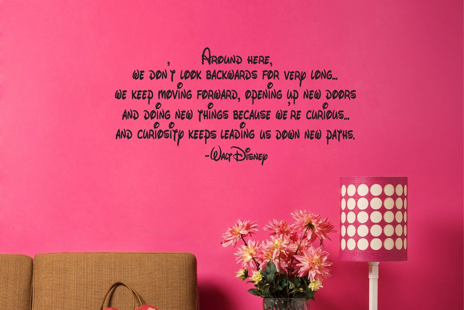 Wall Art Quotes Disney : Unavailable listing on etsy