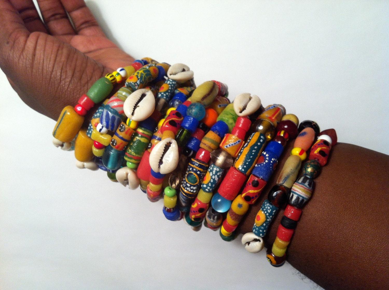 UNITY Assorted Krobo Bracelets