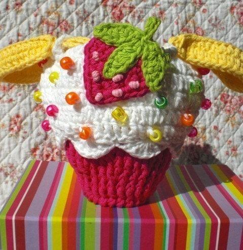 Crochet Pattern Central - Free Food Crochet Pattern Link