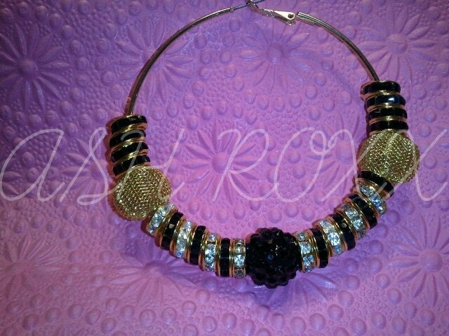 Basketball Wives Poparazzi Inspired Hoops Cleopatra Holiday Bling