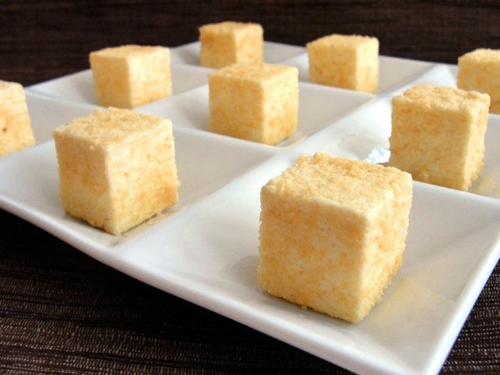 Apple Pie Marshmallows by Have It Sweet