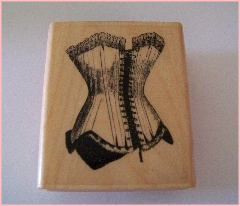 Rubber corset 9