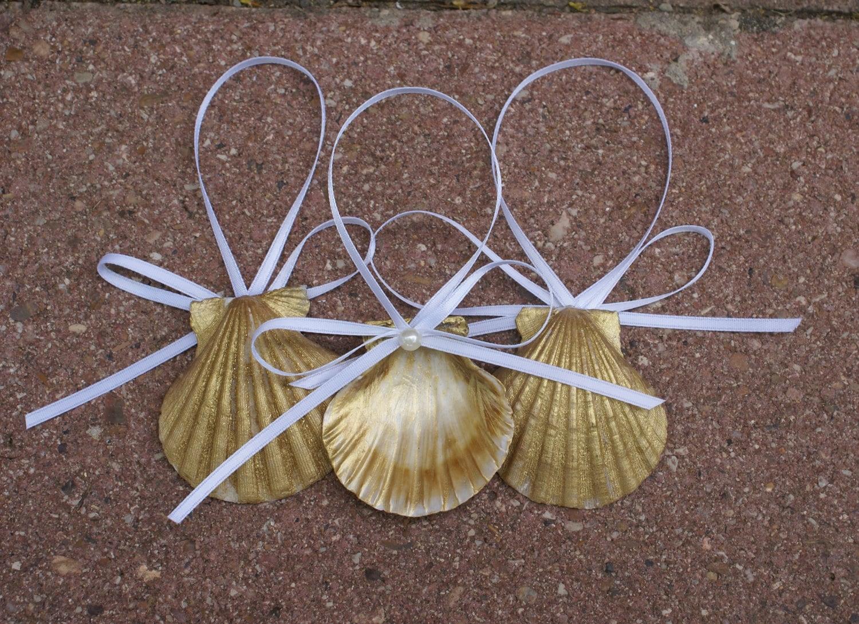 Sea shell christmas ornaments - Seashell Ornaments Christmas Ornaments Gold Sea By Justshellin Seashell Ornaments Christmas Ornaments Gold Sea By Justshellin Download