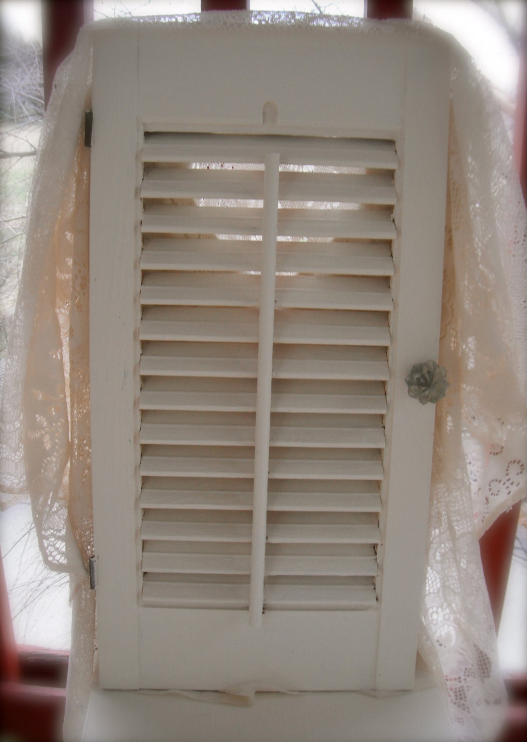 Shabby Country Shutter