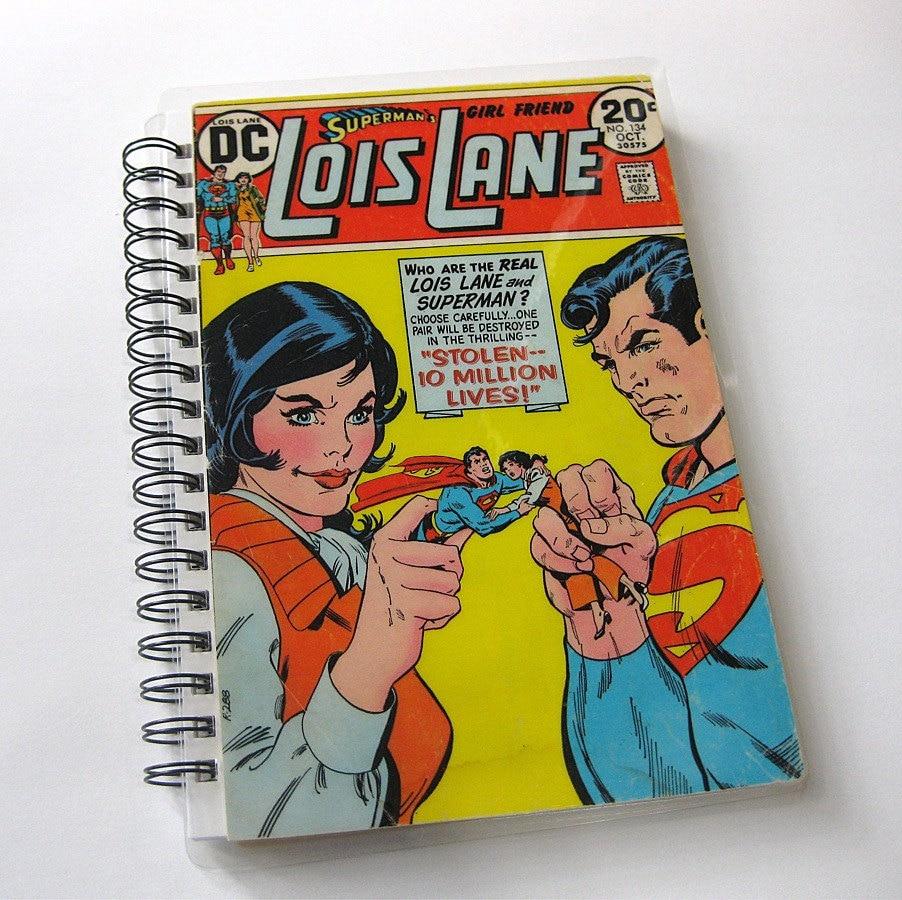 vintage-lois-lane-comic-sketch-book