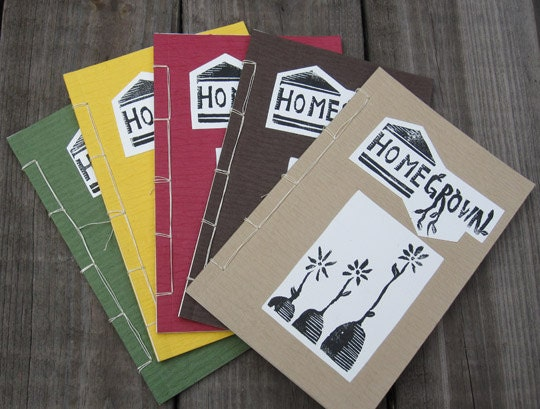 Home Grown, a Collection of Illustrated Poems