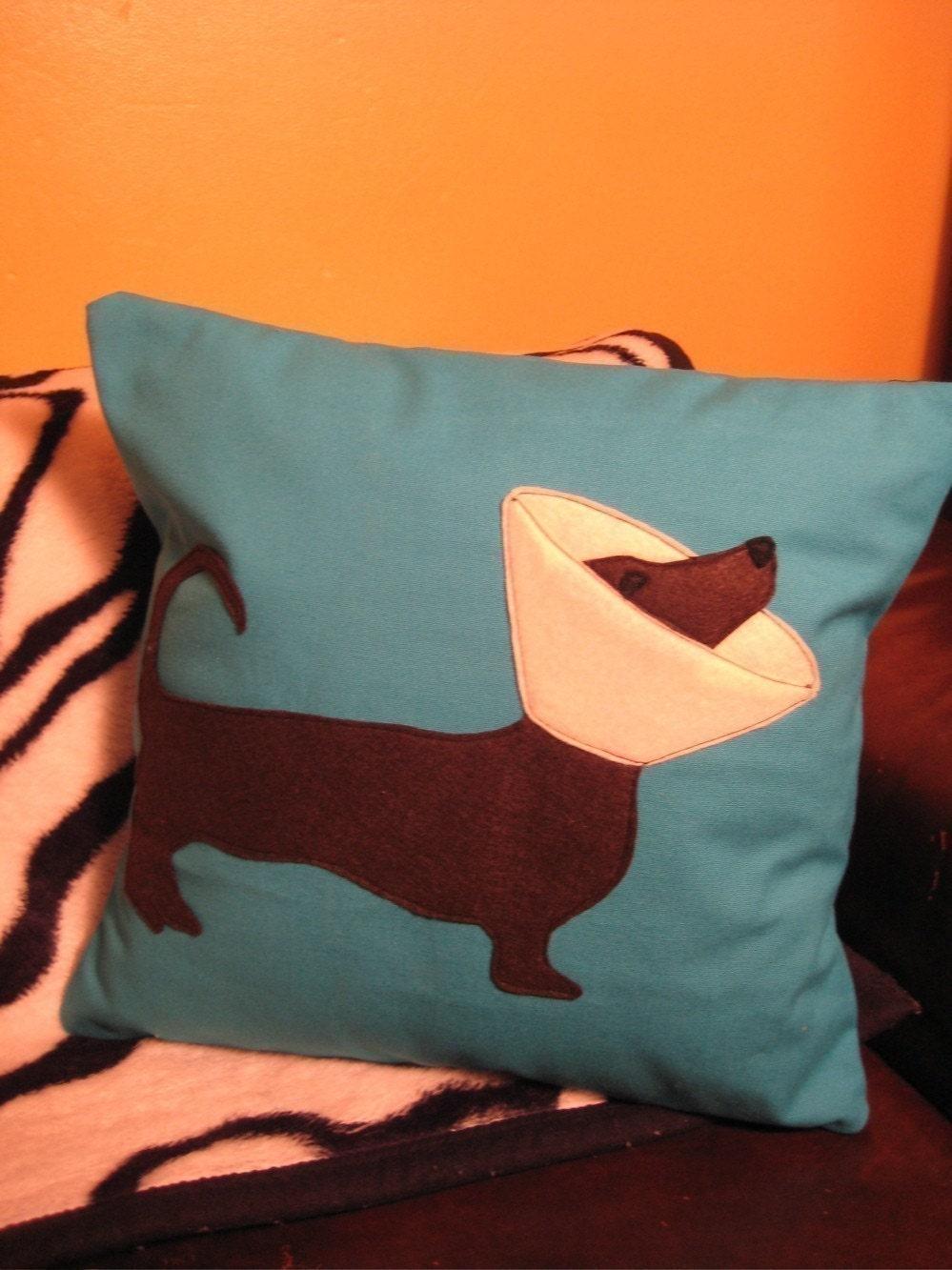 Blue Cone Dog