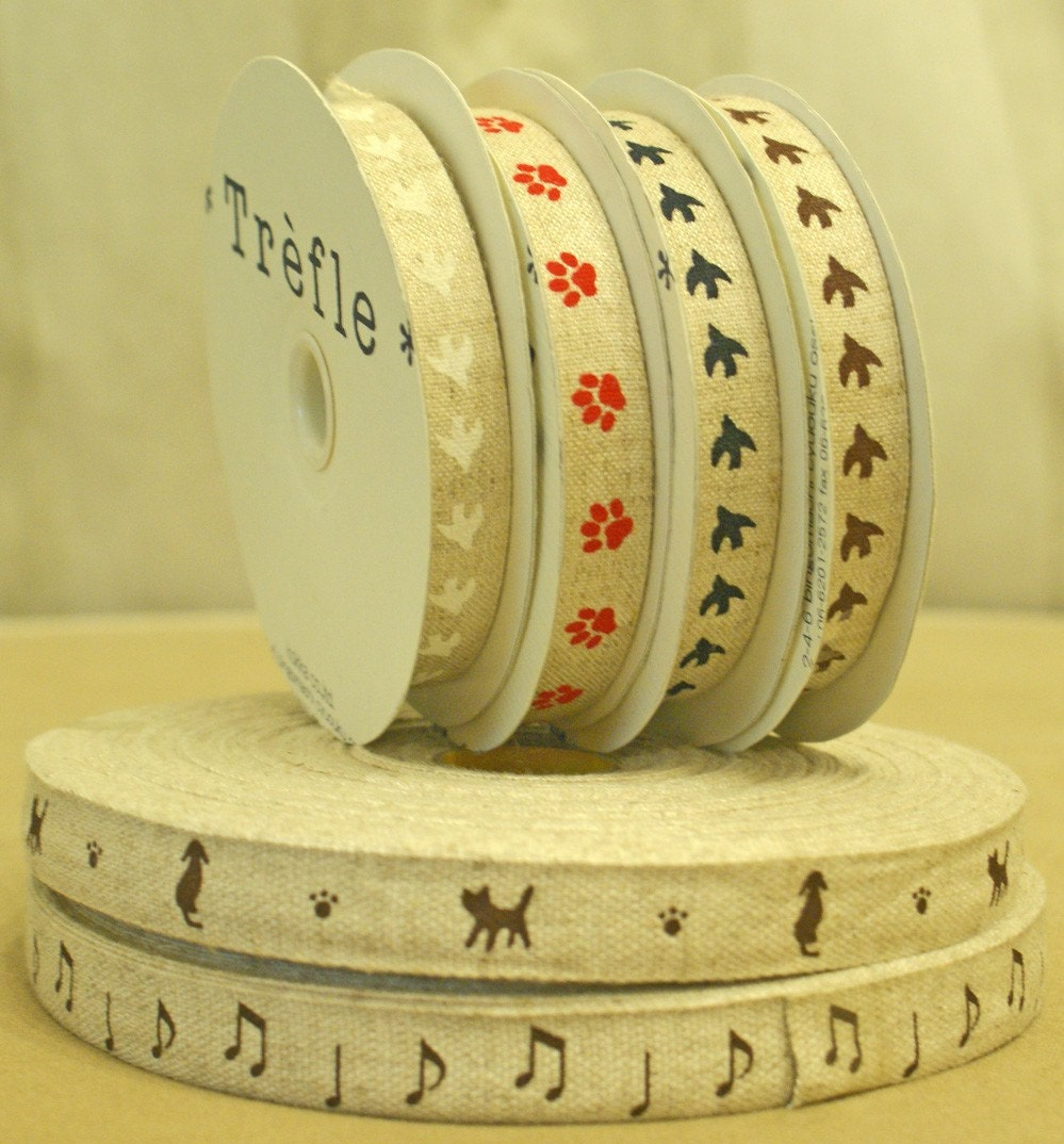 Adorable Japanese Sewing Tape - Your choice of 6