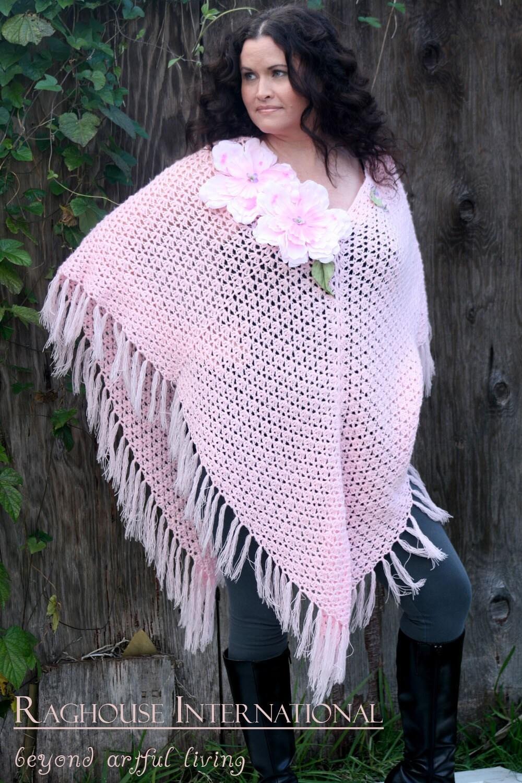 Free Crochet Patterns Plus Size Ponchos : Etsy poncho - Shop for Etsy poncho on Stylehive