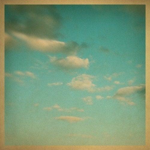 aliciabock june clouds in an october sky- original signed fine art photograph