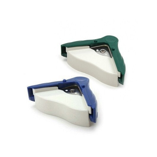 Useful Corner Round Puncher (size L - 10mm)