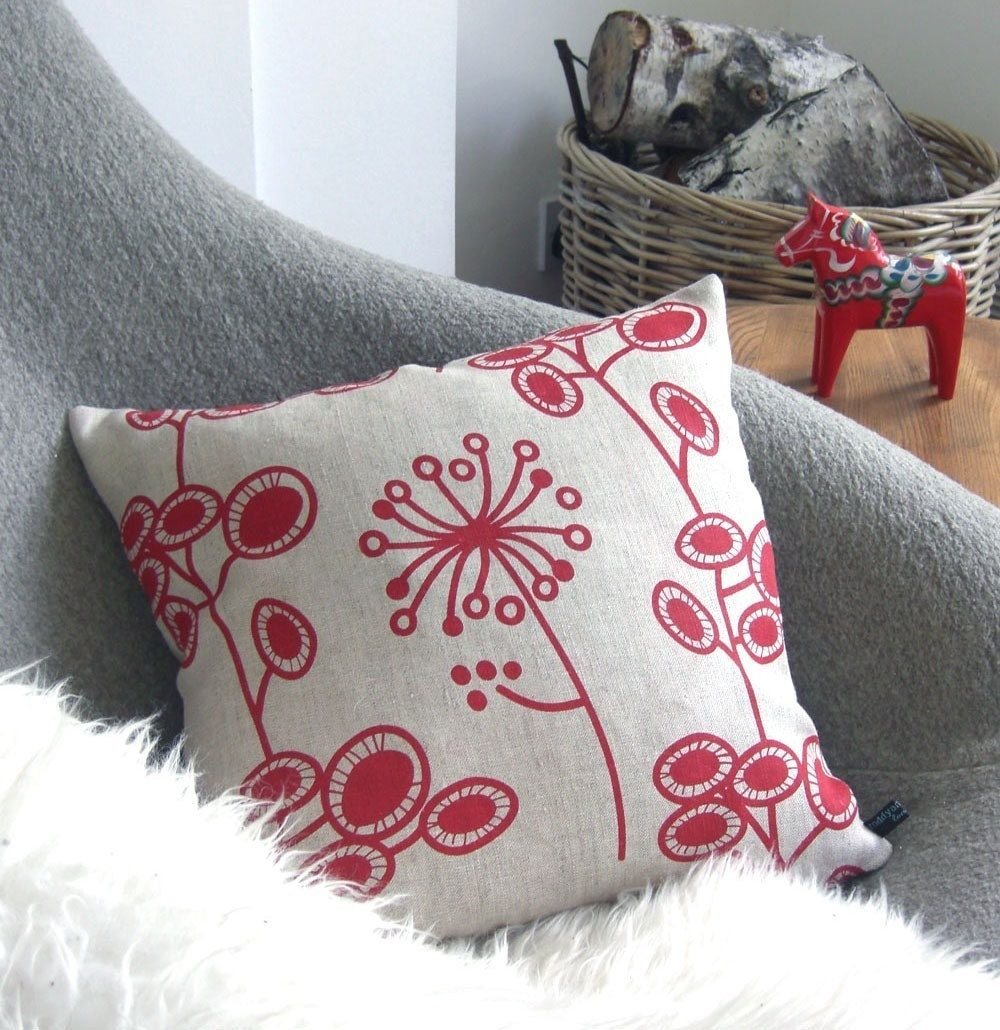 Seeds cushion cover
