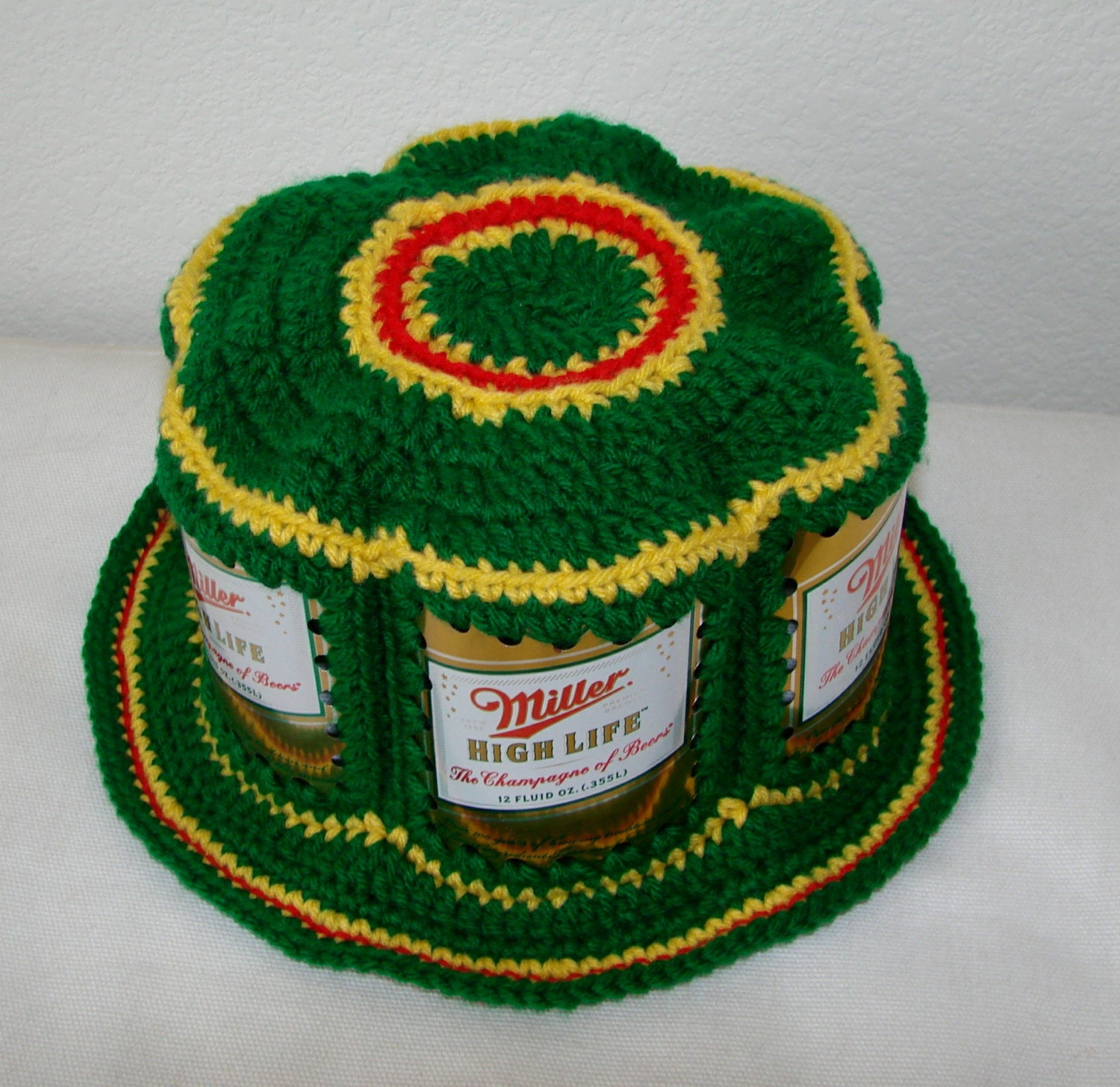Crochet Beer Can Cowboy Hat Pattern : BEER CAN CROCHETED HAT PATTERN - Crochet ? Learn How to ...