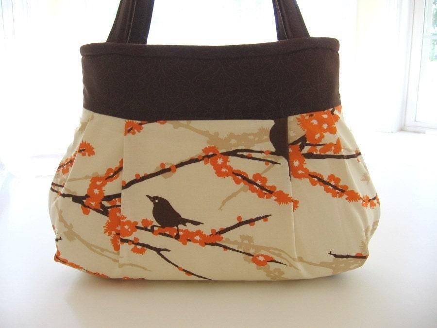 Sparrow purse