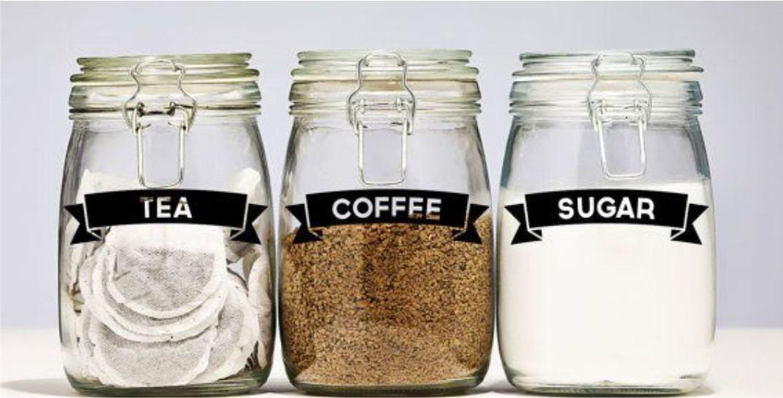 Кофе сахар чай сахар