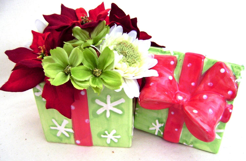 Holiday Silk Arrangement - ScentedSilks Holiday Package