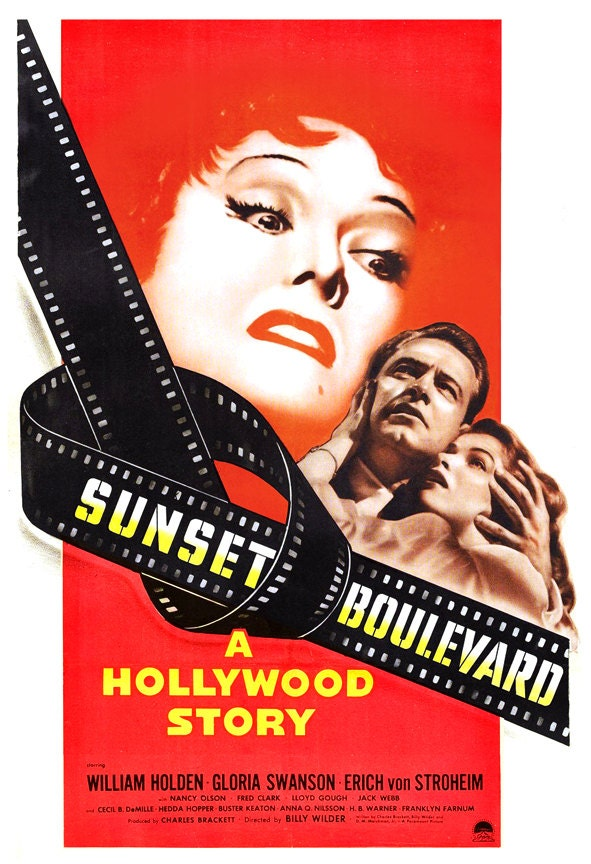 Classic movie poster reprints