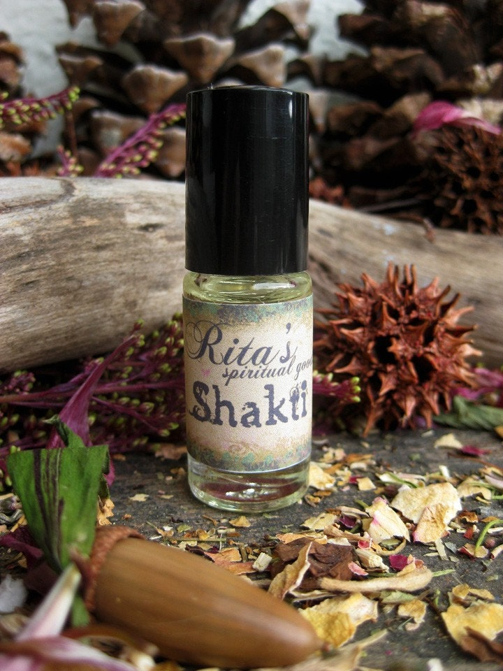 Rita's Shakti Hand Brewed Oil