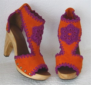 il 170x135.244353864 Crochet Treasury: Sexy Shoes from Etsy