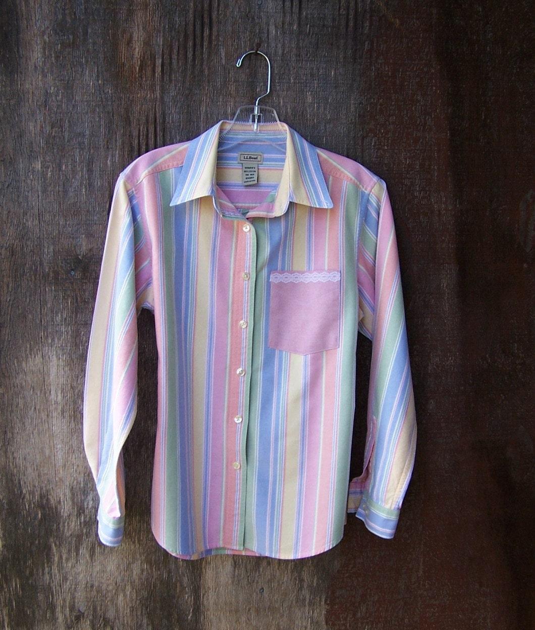 Womens Tailored Shirt