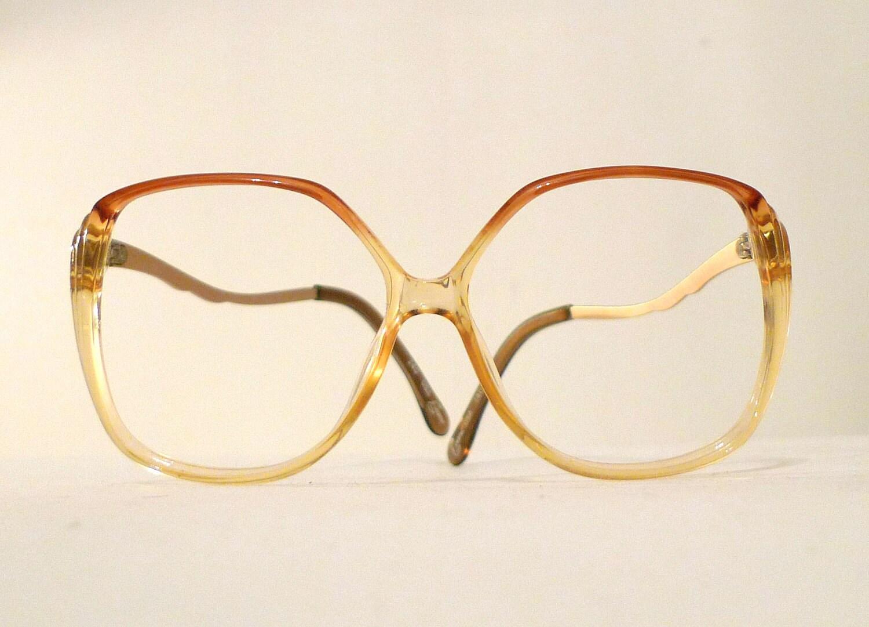 Big eyeglass frames