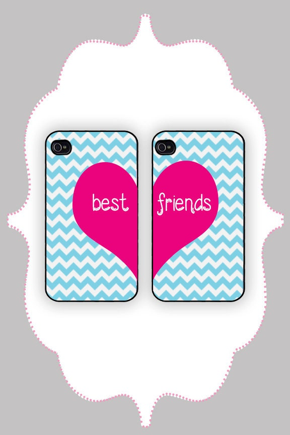 iphone case best friends case iphone 4 case iphone by caliscases
