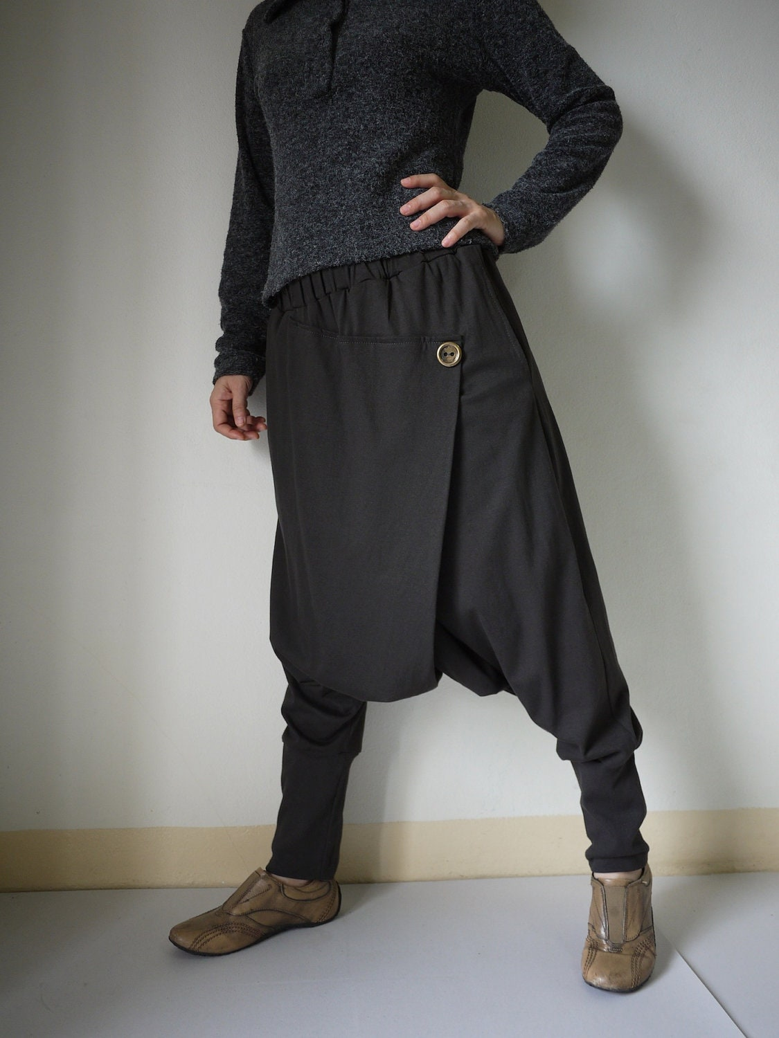 Simple Pants Black High Waisted Pants Yoga Pants Leather Pants Harem Pants Boho Pants Drop Crotch Pants Chic Swag Swag Top Sweater Winter Swag Sexy Set Crop Top And Skirt Set Crop Tops Crop Cropped Sweater Cropped Hoodie Hoodie Sweat