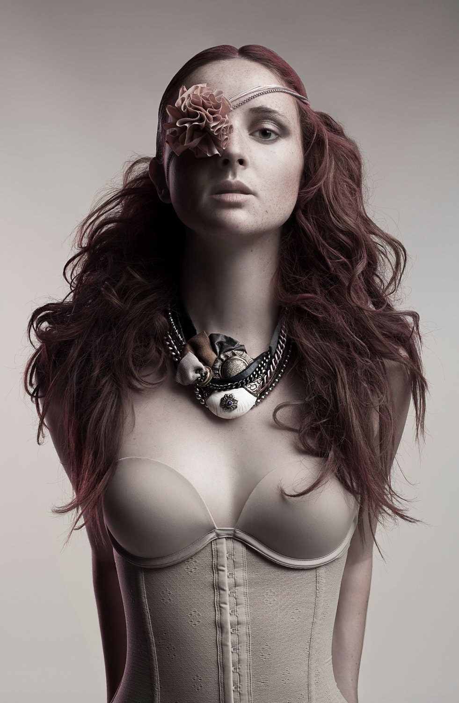 Corbeau One-of-a-kind Necklace