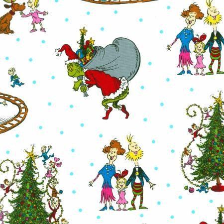 Dr seuss christmas tree clip art