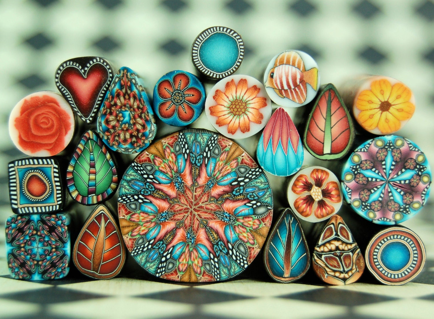 1000 images about polymer clay awesomeness on pinterest for Craft smart polymer clay