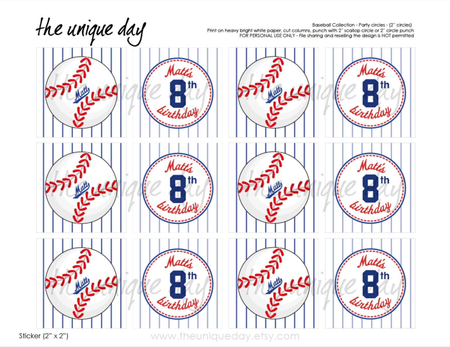photograph about Free Printable Baseball Tags called 14 No cost PRINTABLE BASEBALL Bash Choose TAGS, TAGS Absolutely free Occasion
