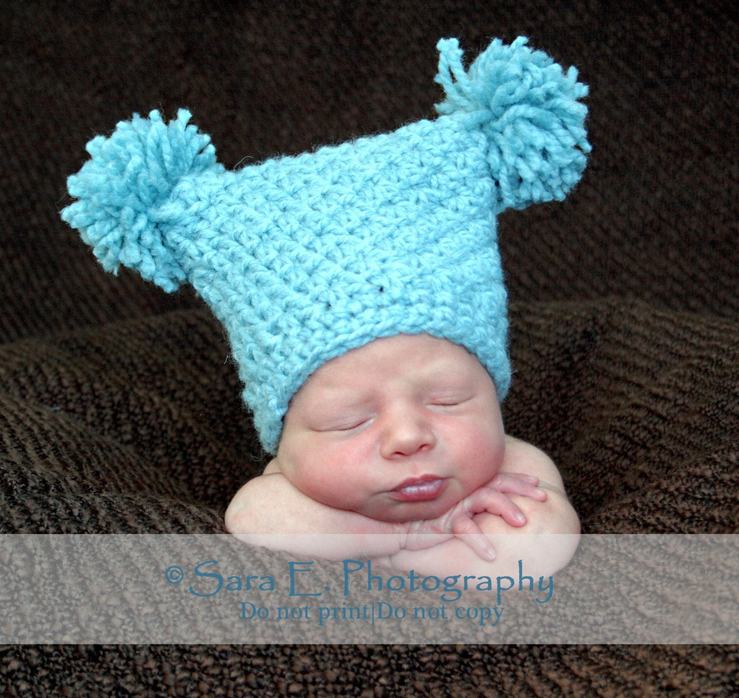 Woolly Wormhead - Jester Hat free knitting pattern