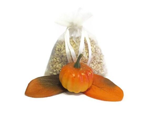 Pumpkin Pie Corn Cob Cellulose Fiber Aroma Sachet - SerendipityCandle