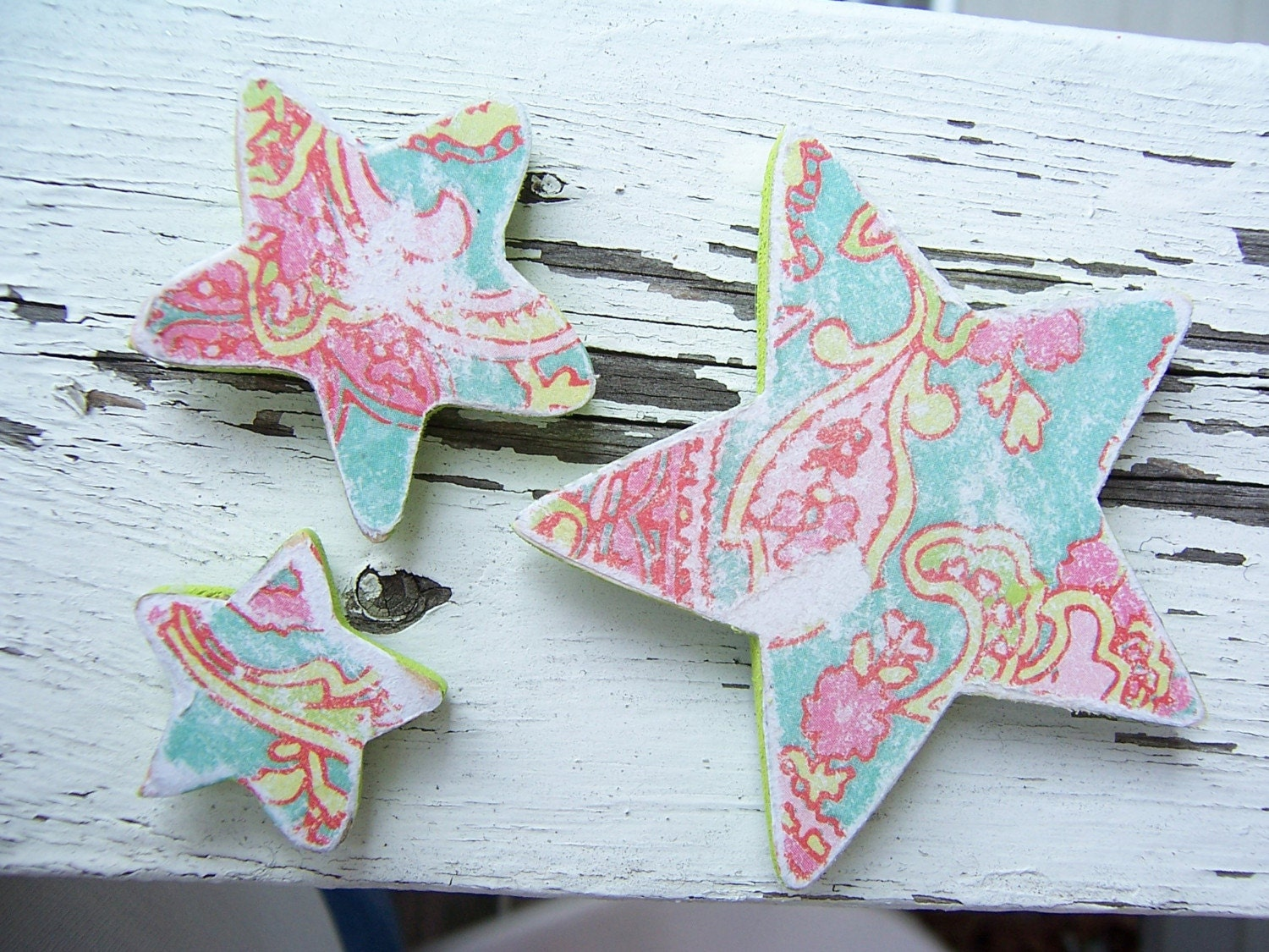 paisley garden magnets