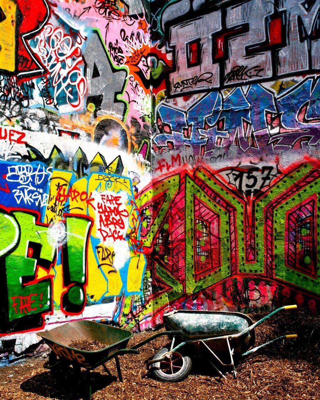Paris Street Art 1 - 8 x 10 Photograph
