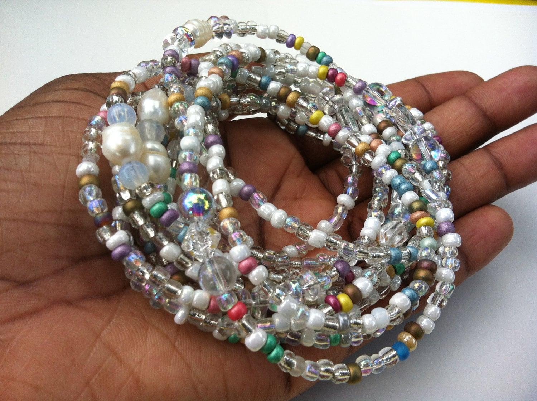 STACEY African Waist Beads