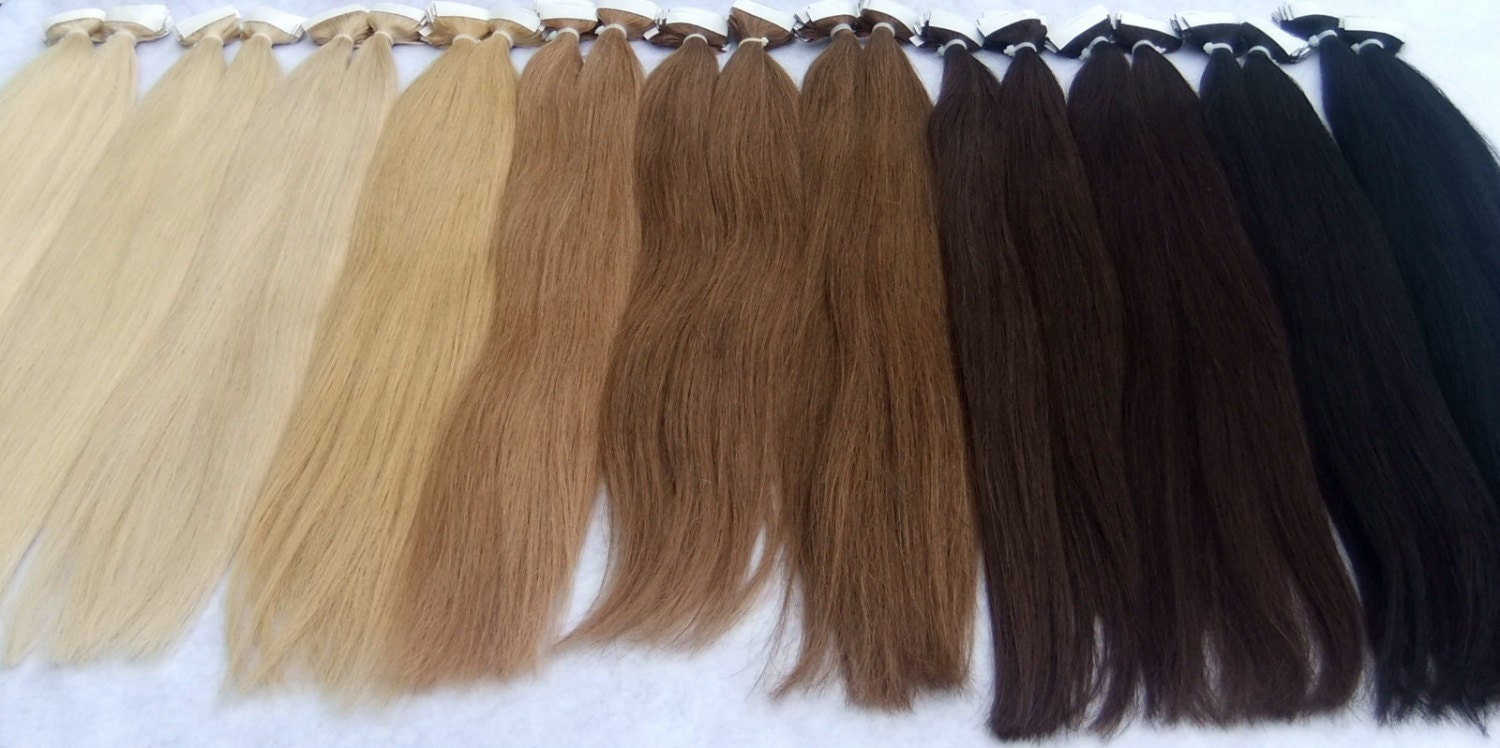 Seamless Extensions Human Hair 44